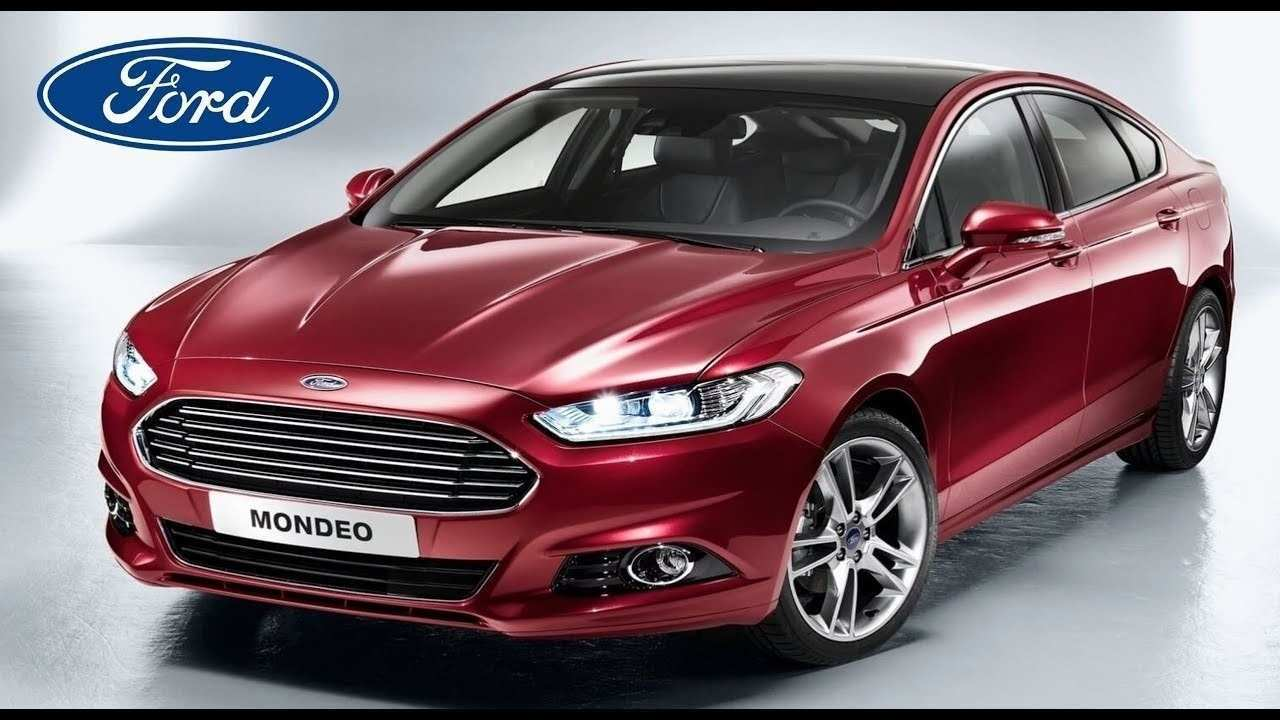 18 The 2020 Ford Mondeo Vignale Price Design And Review