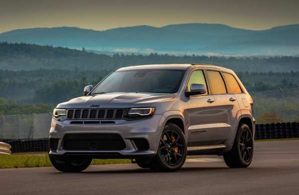 18 The 2020 Grand Cherokee Srt Exterior And Interior