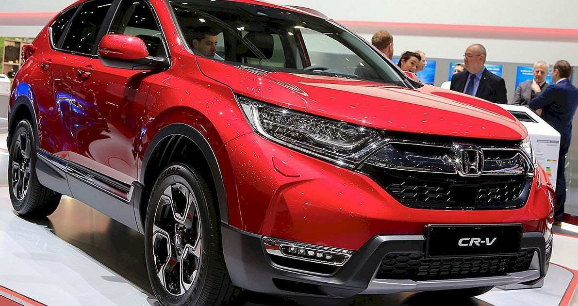 18 The 2020 Honda CR V First Drive
