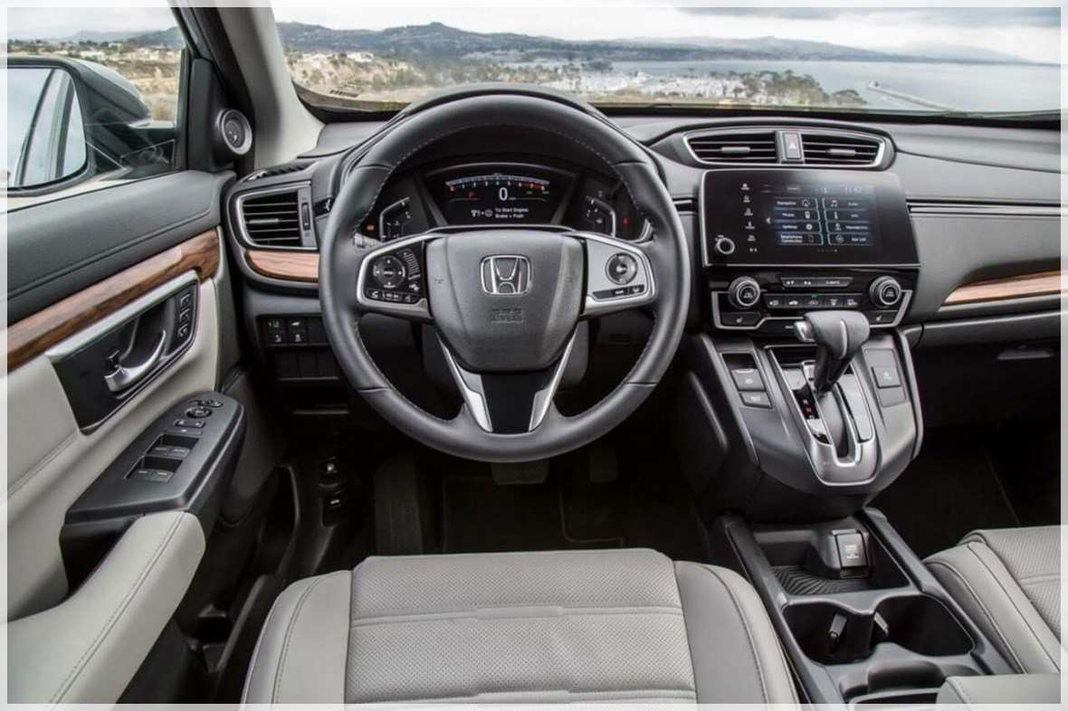 18 The 2020 Honda CRV Interior