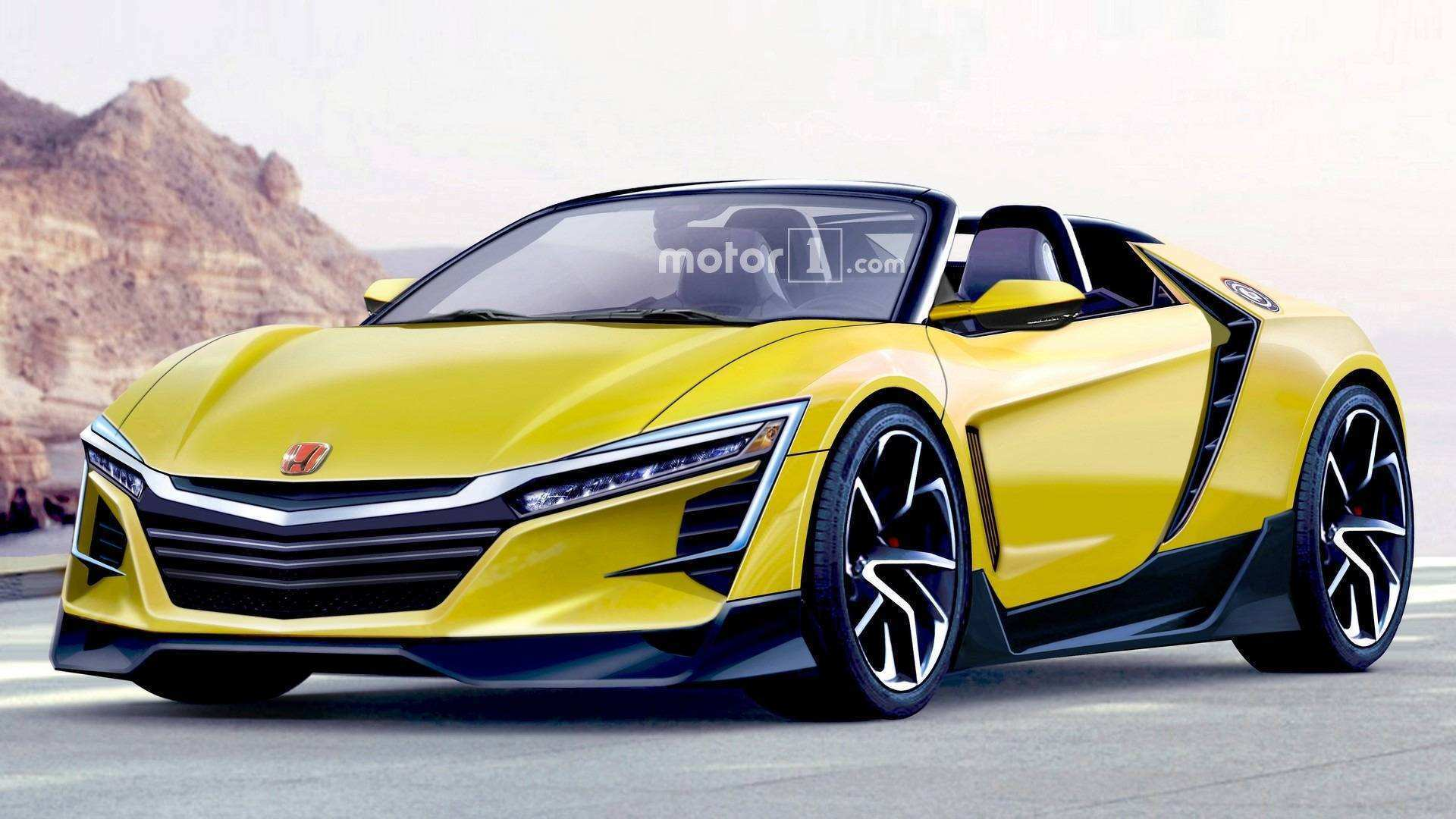 18 The 2020 Honda S2000 Rumors