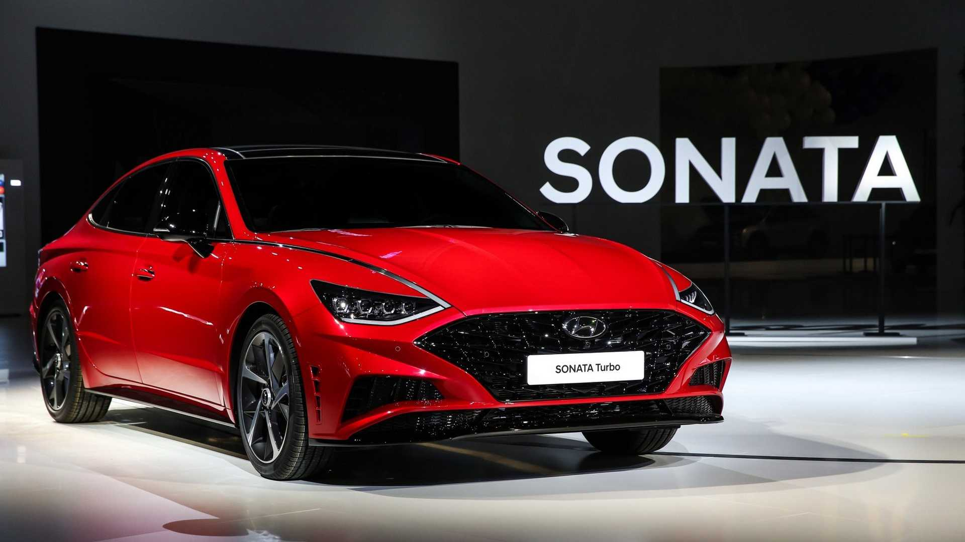 18 The 2020 Hyundai Sonata Hybrid Sport Pricing