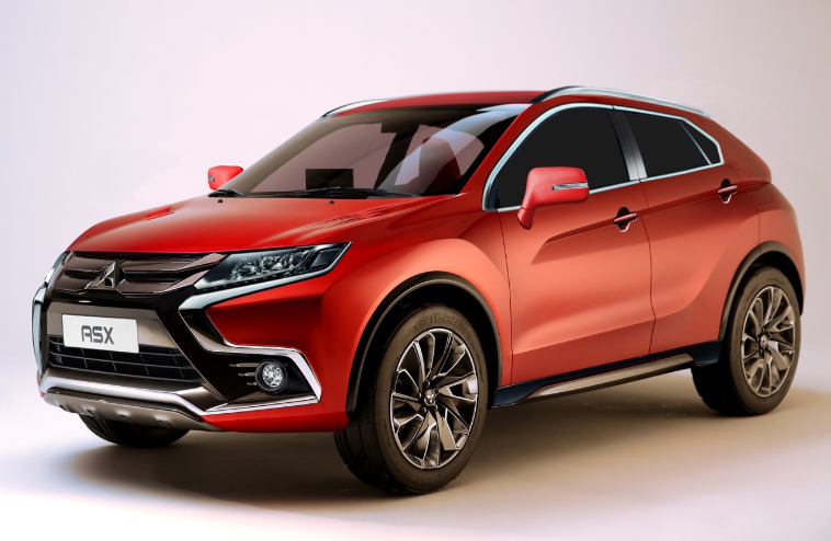 18 The 2020 Mitsubishi Asx Exterior And Interior