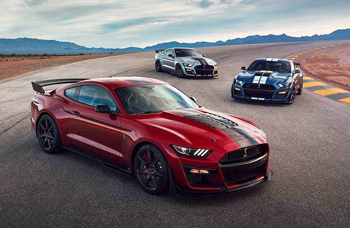 18 The 2020 Mustang Shelby Gt350 Performance And New Engine