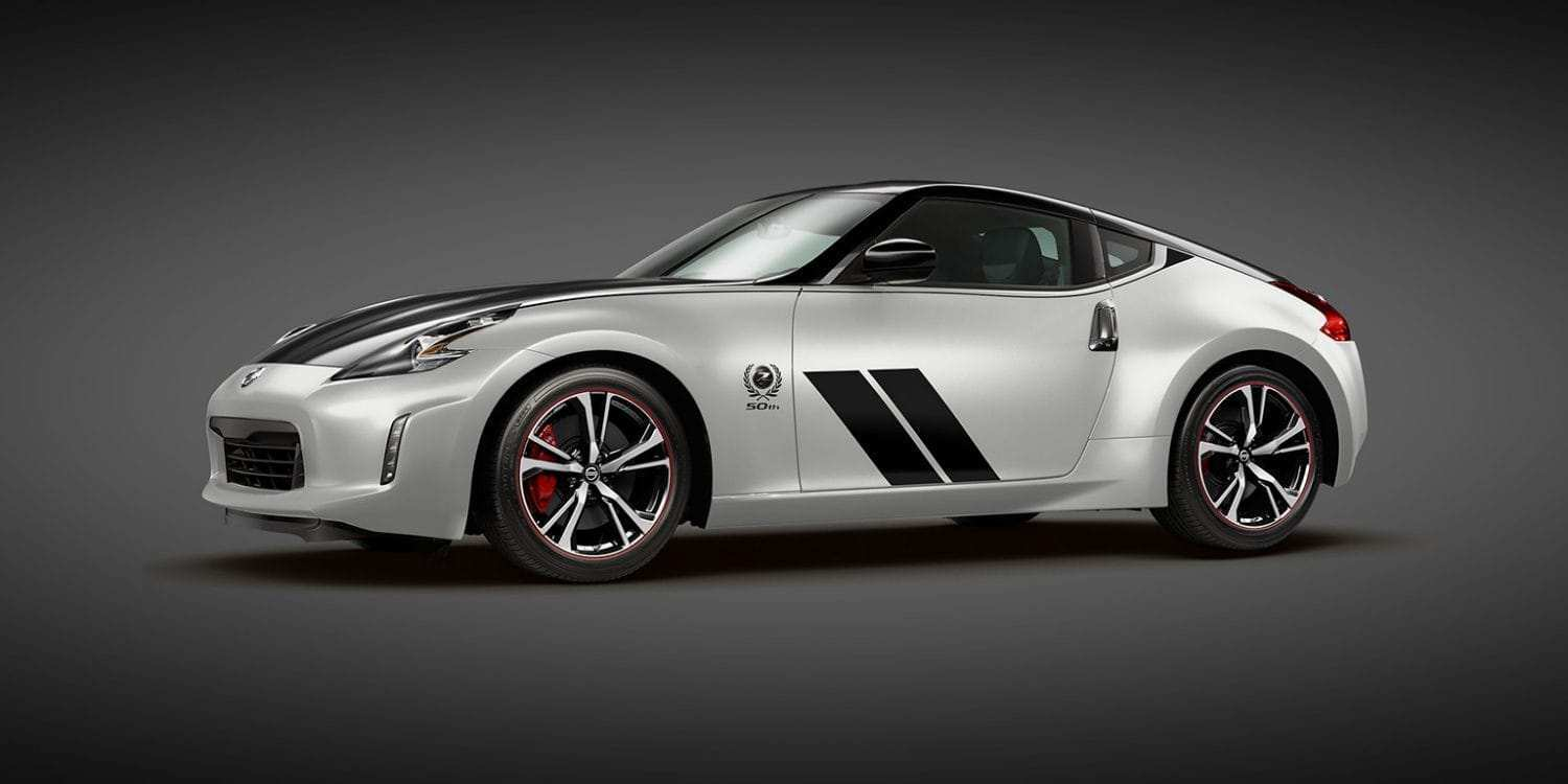 18 The 2020 Nissan 370Z Nismo Exterior