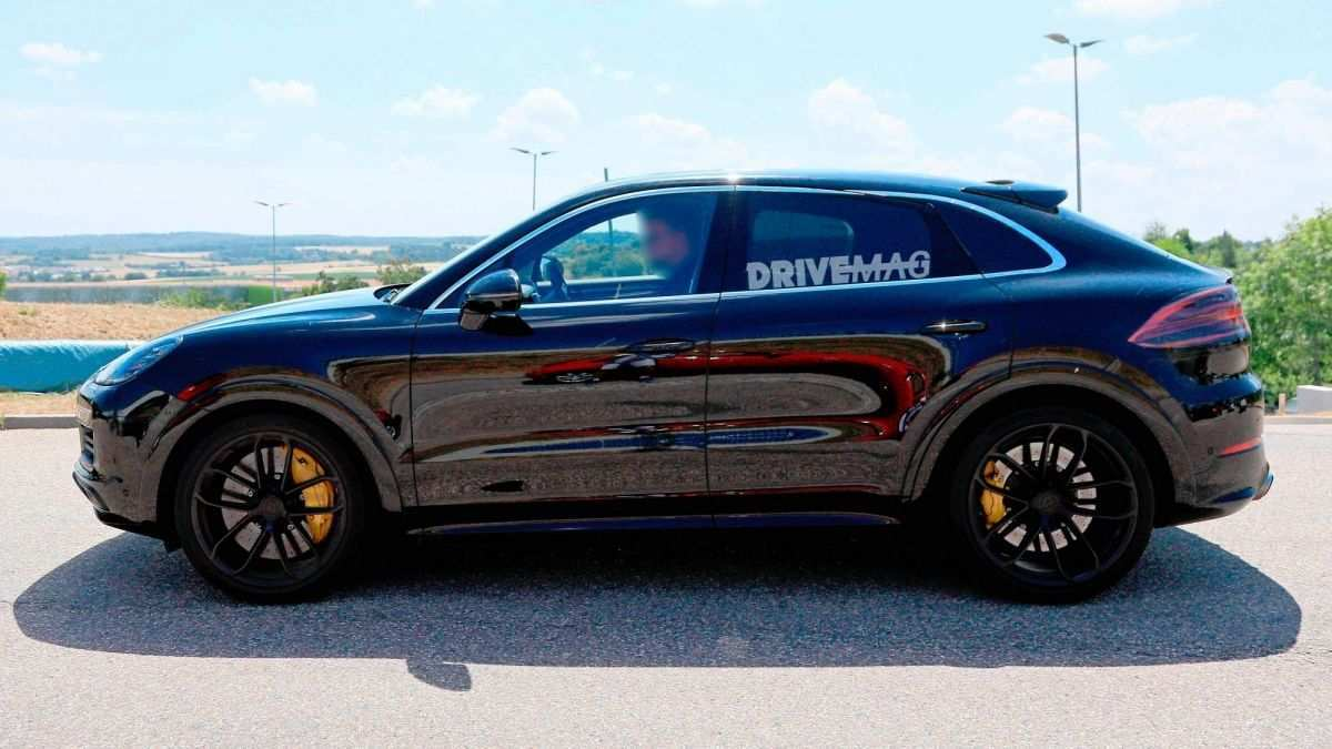 18 The 2020 Porsche Cayenne Turbo S First Drive