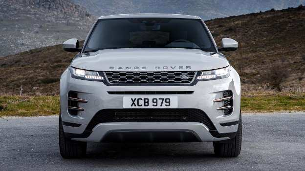 18 The 2020 Range Rover Evoque Pictures