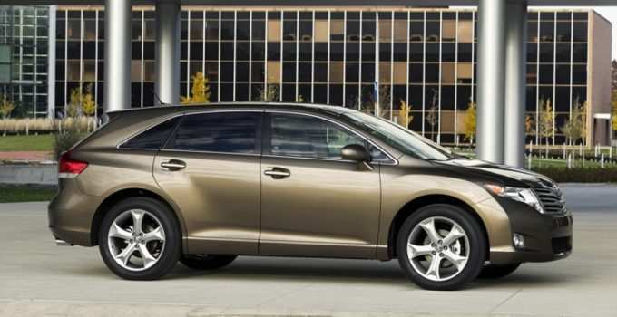 18 The 2020 Toyota Venza Images