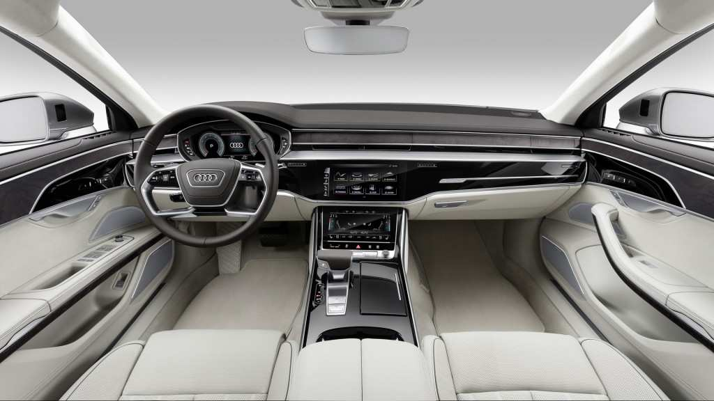 18 The Audi A8 2020 Photos