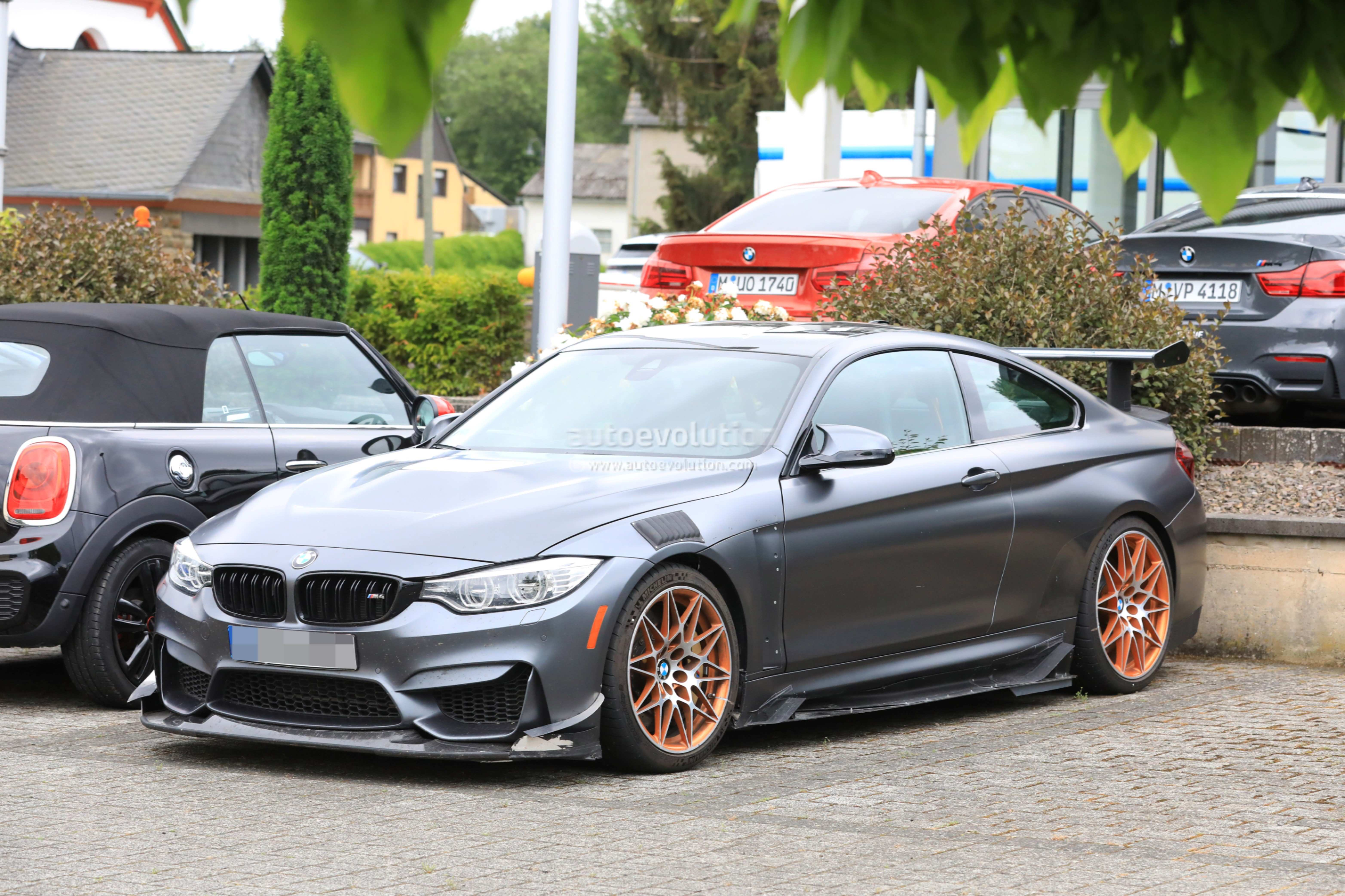 18 The Best 2019 BMW M4 Gts Spy Shoot