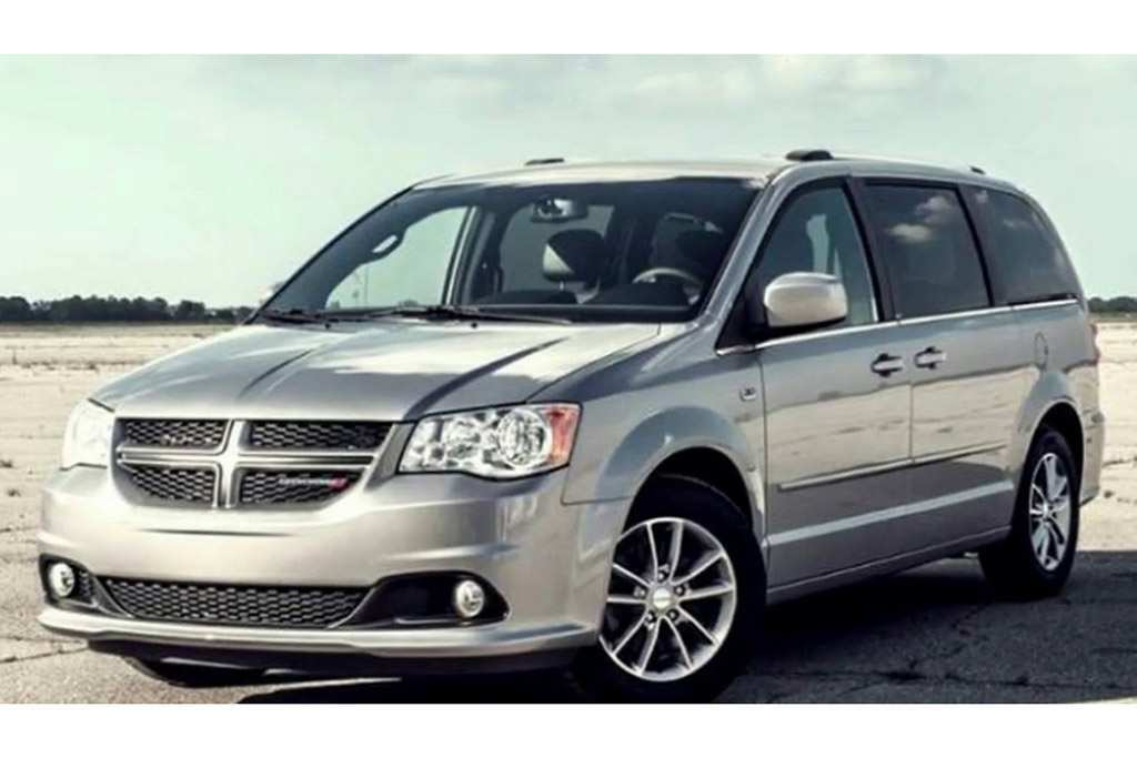 18 The Best 2019 Dodge Caravan Concept And Review