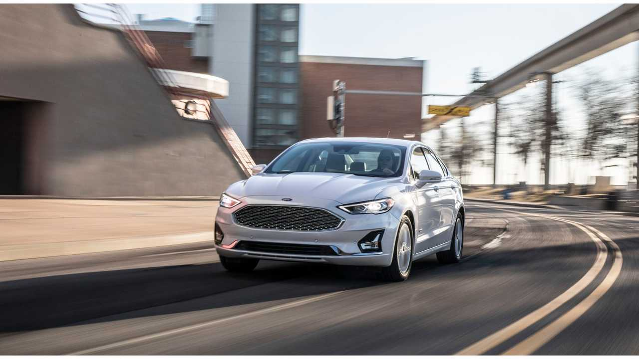 18 The Best 2019 Ford Fusion Energi History