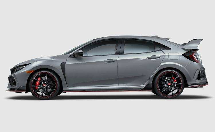 18 The Best 2019 Honda Civic Type R Spy Shoot