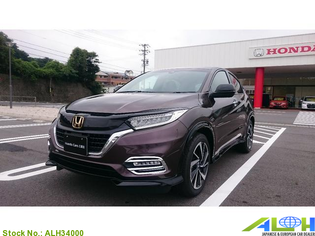 18 The Best 2019 Honda Vezels Release Date And Concept