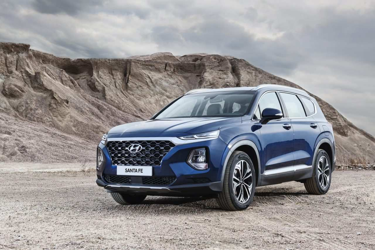 18 The Best 2019 Hyundai Santa Fe Release Date