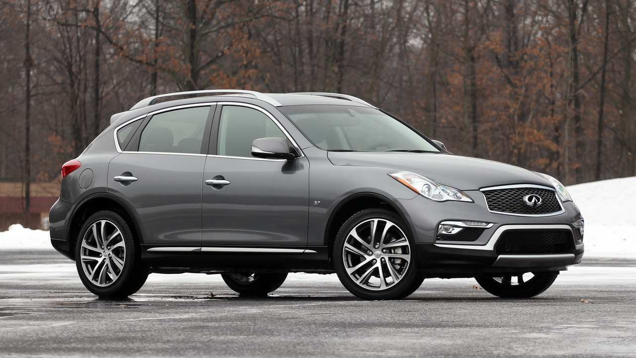 18 The Best 2019 Infiniti Qx50 Wiki Concept And Review