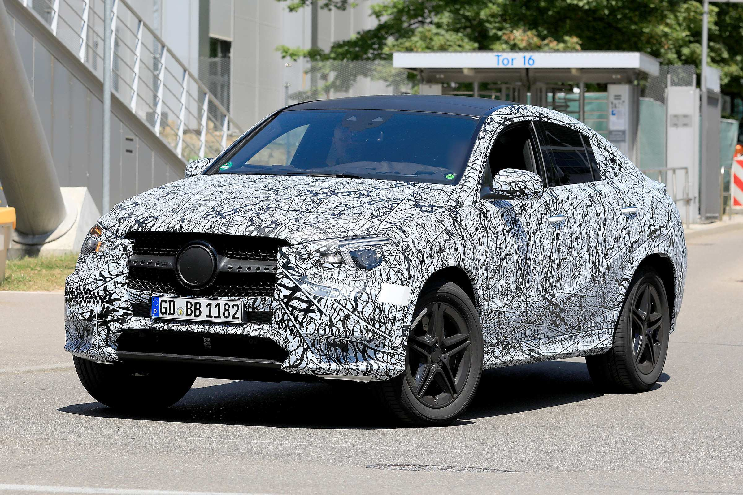 18 The Best 2019 Mercedes Gle Coupe History