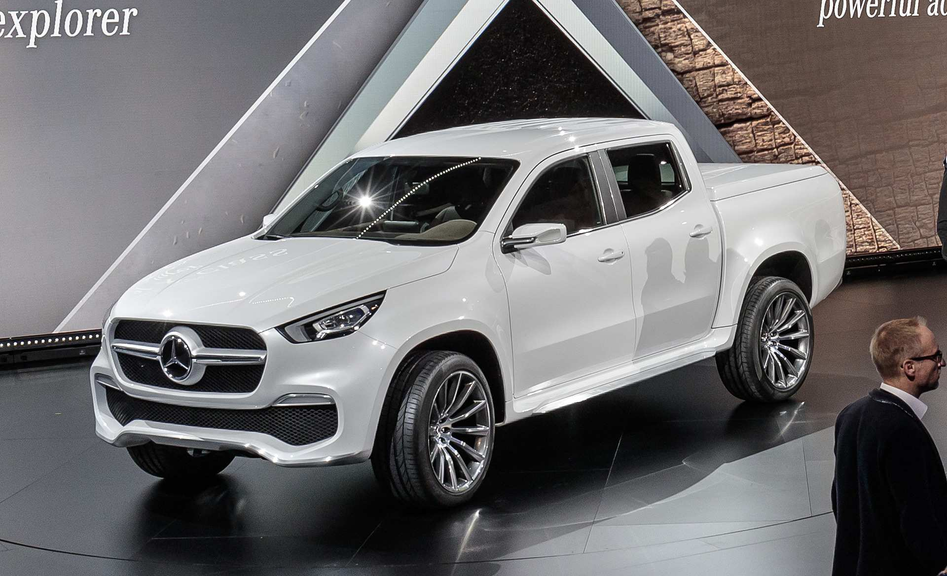 18 The Best 2019 Mercedes X Class Review And Release Date