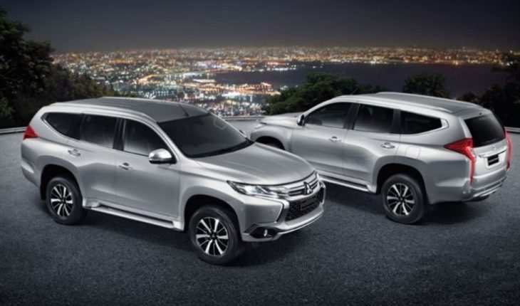 18 The Best 2019 Mitsubishi Montero Sport Concept And Review