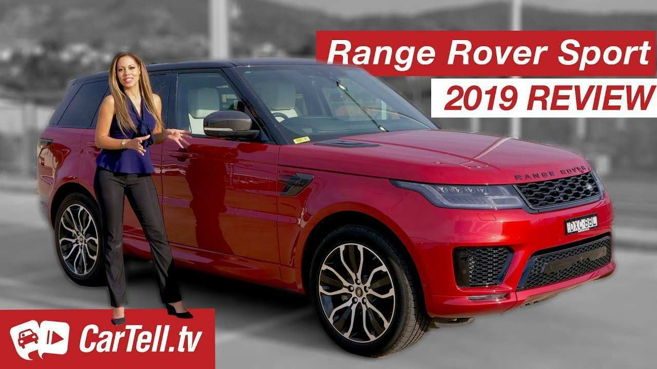 18 The Best 2019 Range Rover Sport Pictures