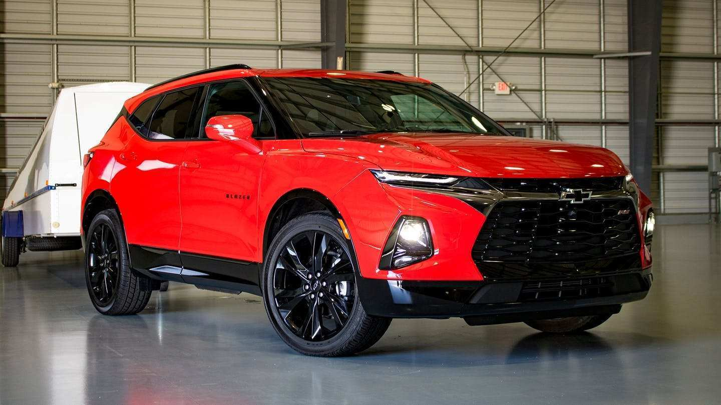 18 The Best 2019 The Chevy Blazer Model