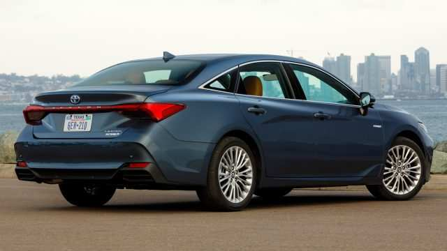 18 The Best 2019 Toyota Avalon Pictures