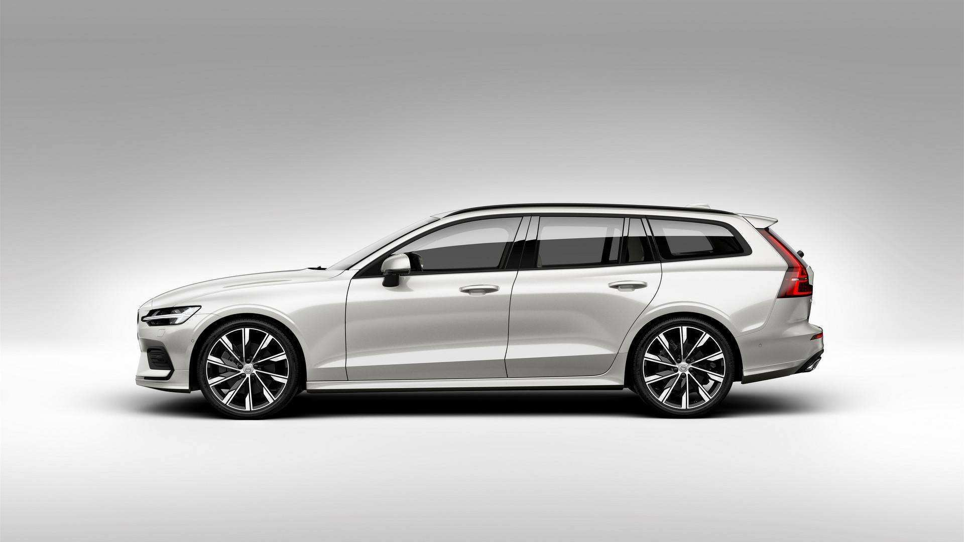 18 The Best 2019 Volvo V60 Cross Country Wallpaper