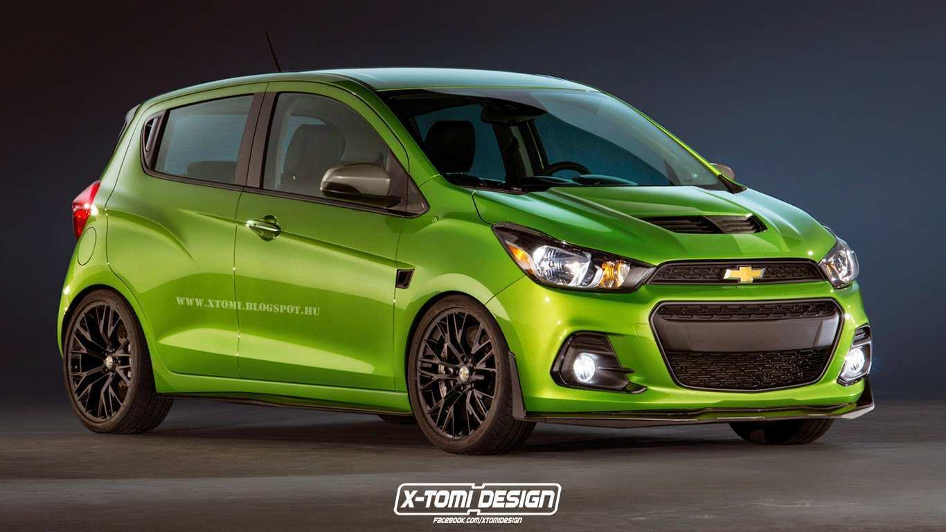 18 The Best 2020 Chevrolet Spark Interior
