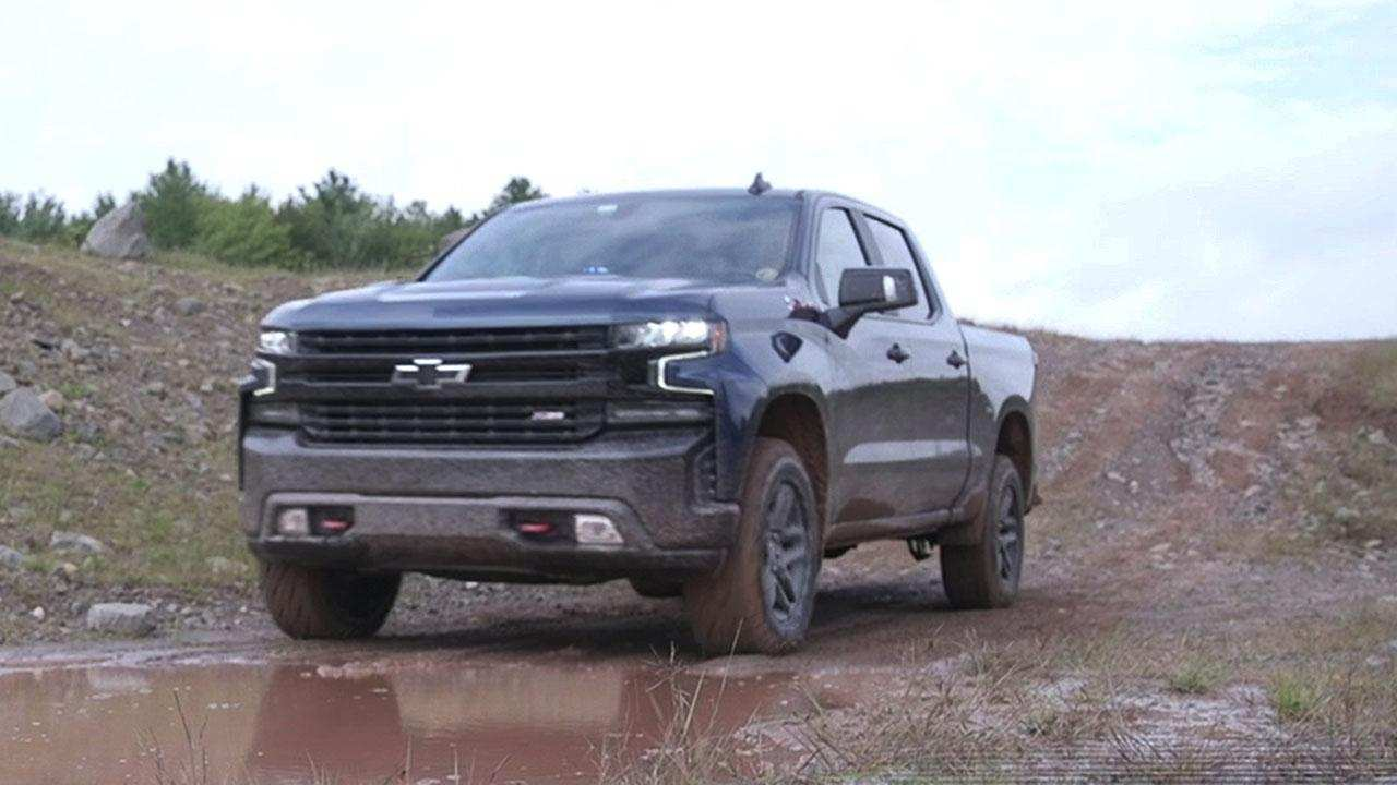 18 The Best 2020 Chevy Silverado 1500 First Drive