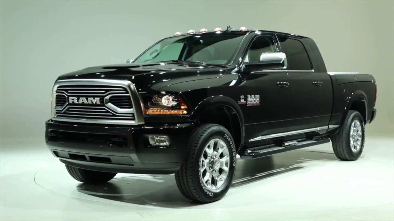 18 The Best 2020 Dodge Ram 2500 Limited Price And Release Date