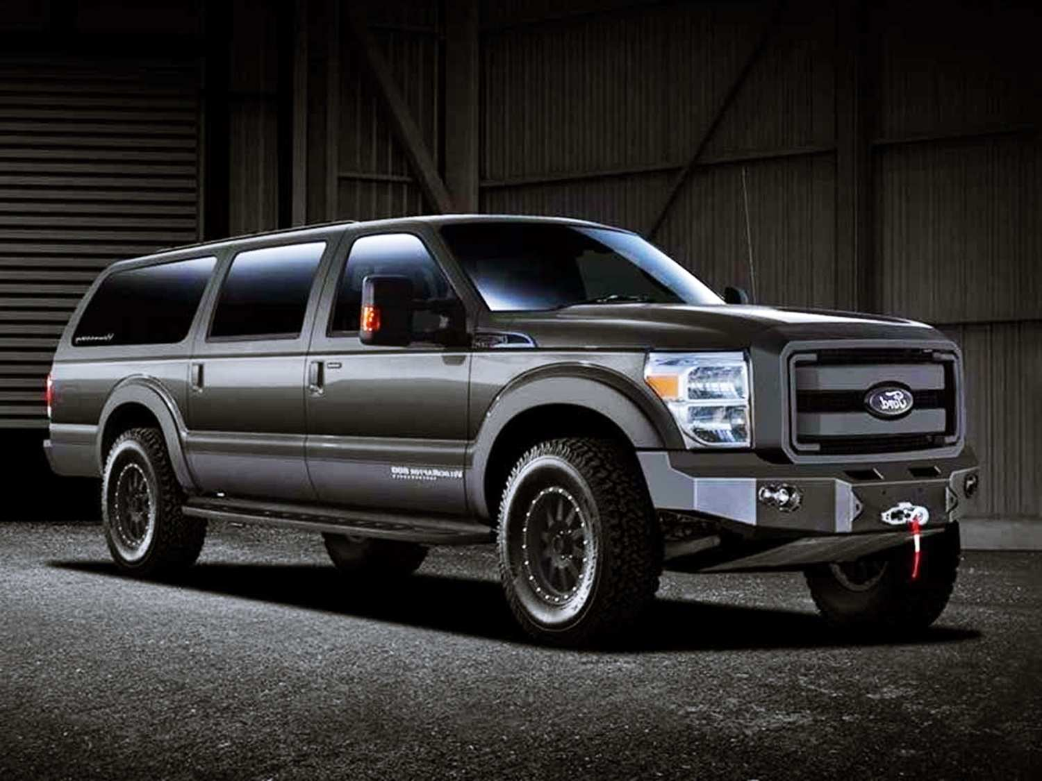 18 The Best 2020 Ford Excursion Photos
