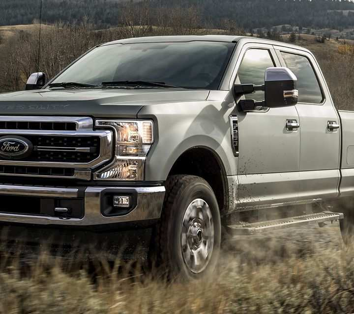 18 The Best 2020 Ford F250 Exterior