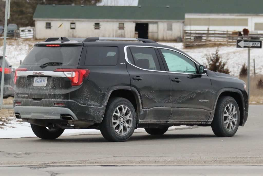 18 The Best 2020 GMC Acadia Picture