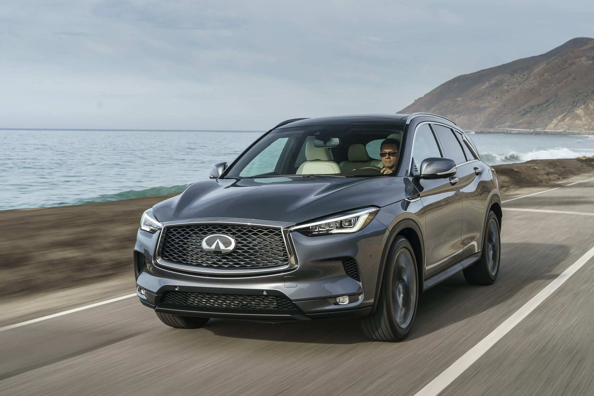 18 The Best 2020 Infiniti QX50 Photos