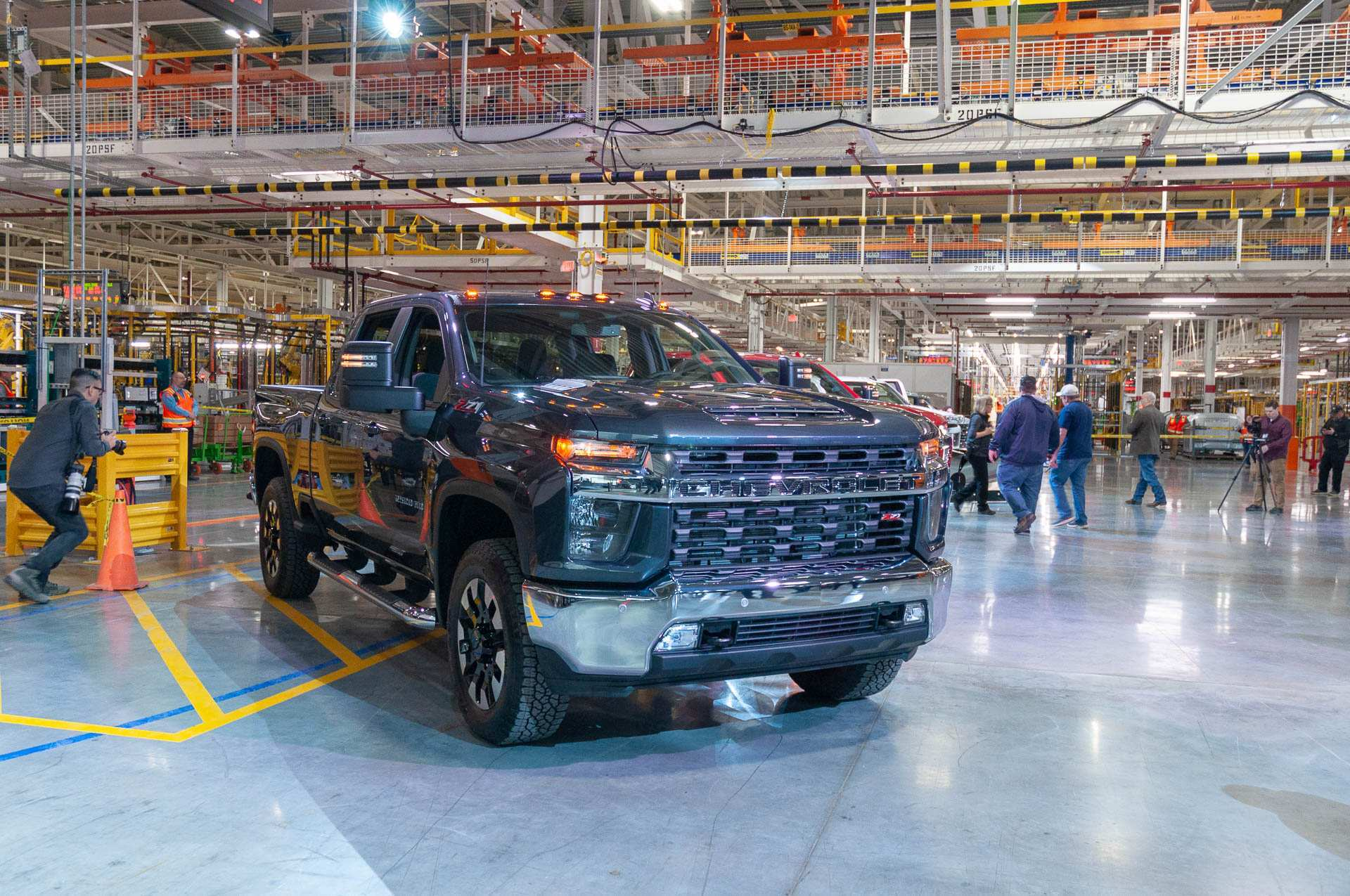 18 The Best 2020 Silverado Hd Release Date And Concept