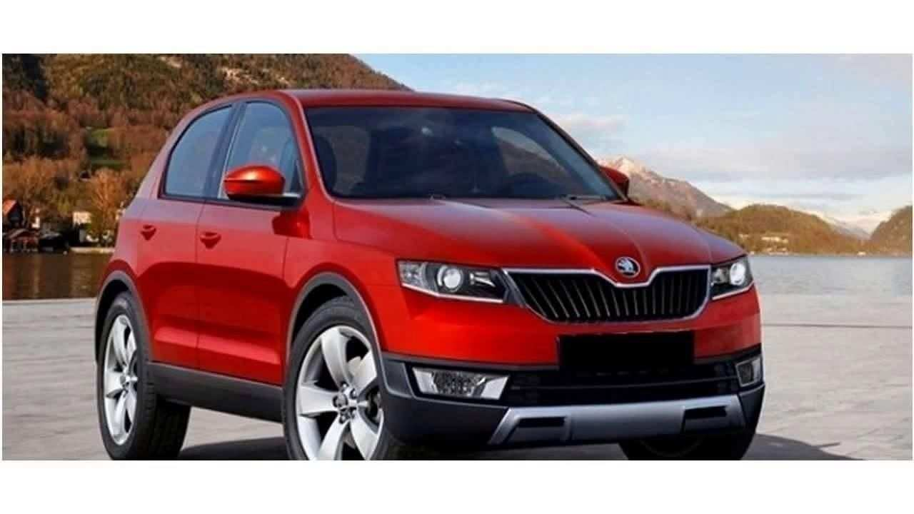 18 The Best 2020 Skoda Snowman Full Preview Pricing