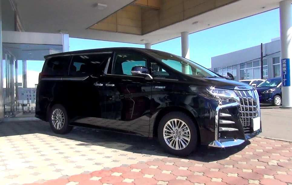 18 The Best 2020 Toyota Alphard Review