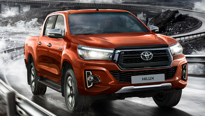 18 The Best 2020 Toyota Hilux History