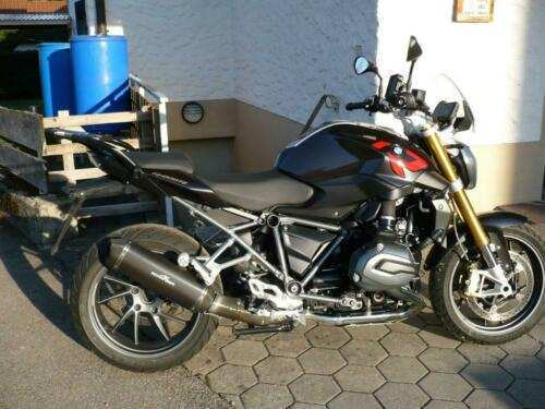 18 The Best BMW R1200Rs 2020 Performance