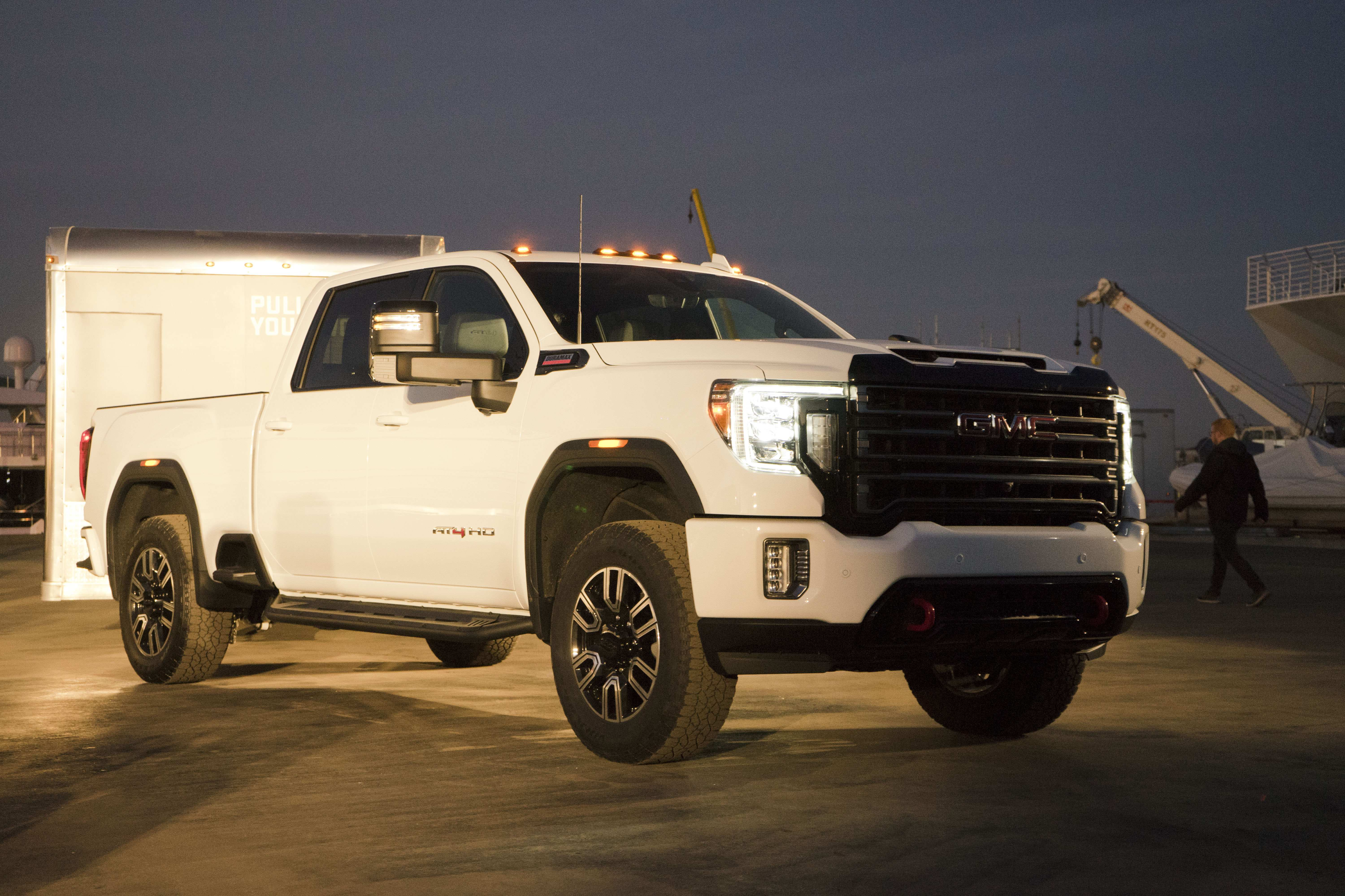 18 The Best GMC Hd 2020 At4 Reviews