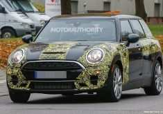 Spy Shots Mini Countryman