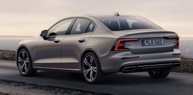 18 The Best Volvo S60 2019 Redesign And Concept