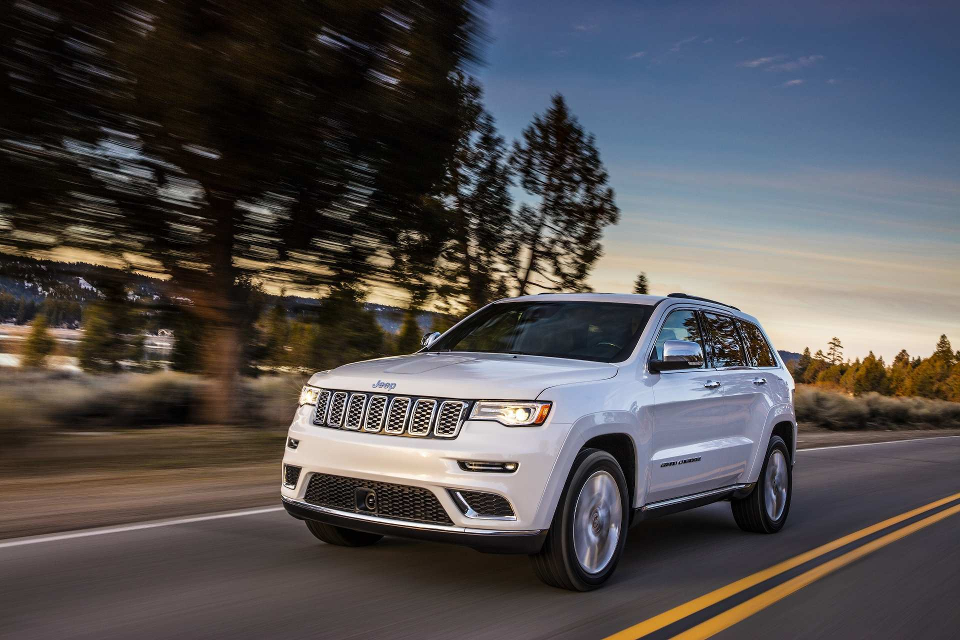 18 The Jeep Grand Cherokee Update 2020 Wallpaper