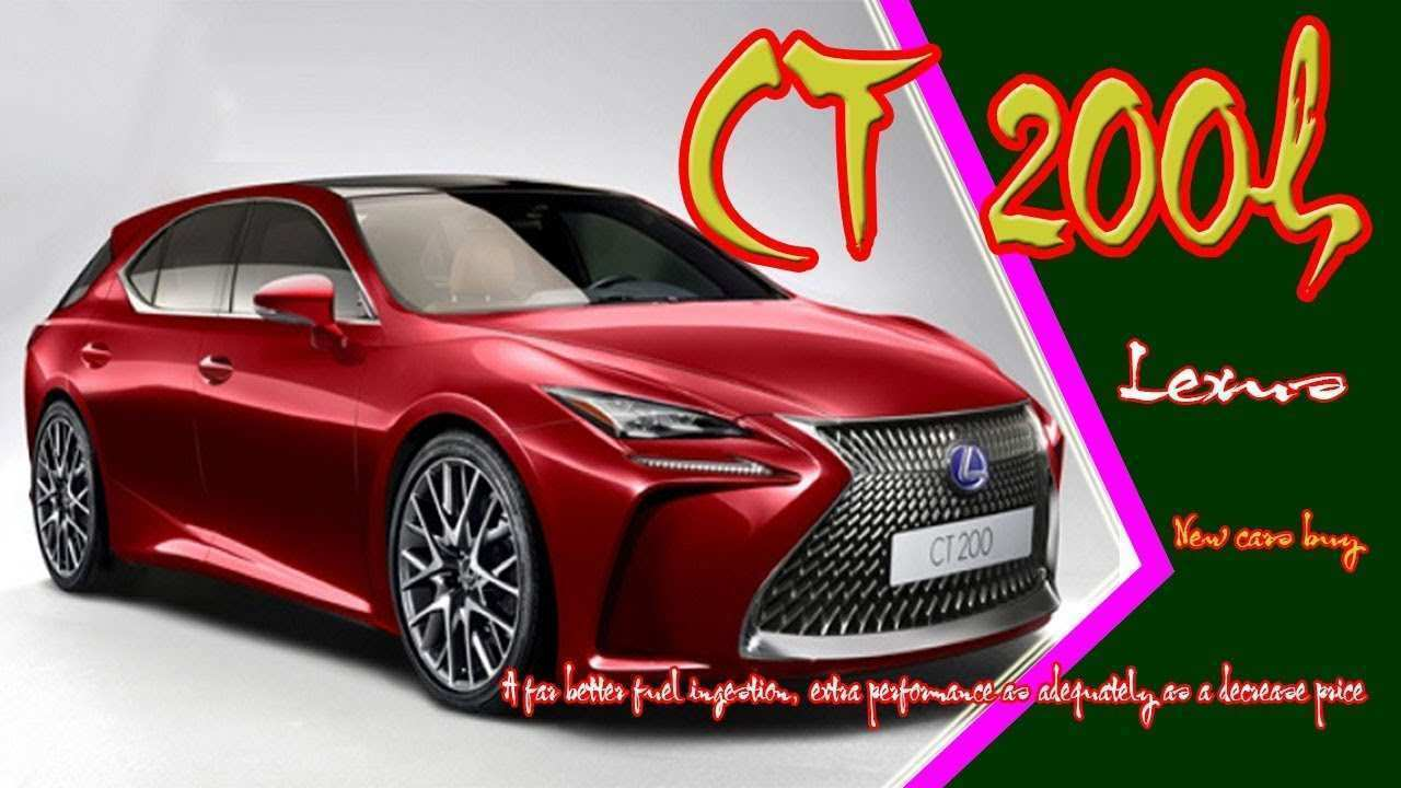 18 The Nuova Lexus Ct 2020 New Model And Performance