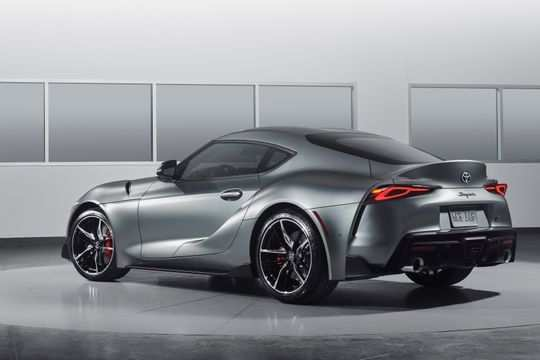 18 The Supra Toyota 2019 New Review