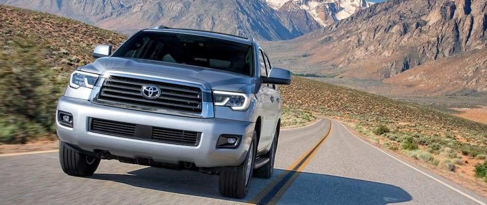 18 The Toyota Sequoia 2019 Redesign Pictures