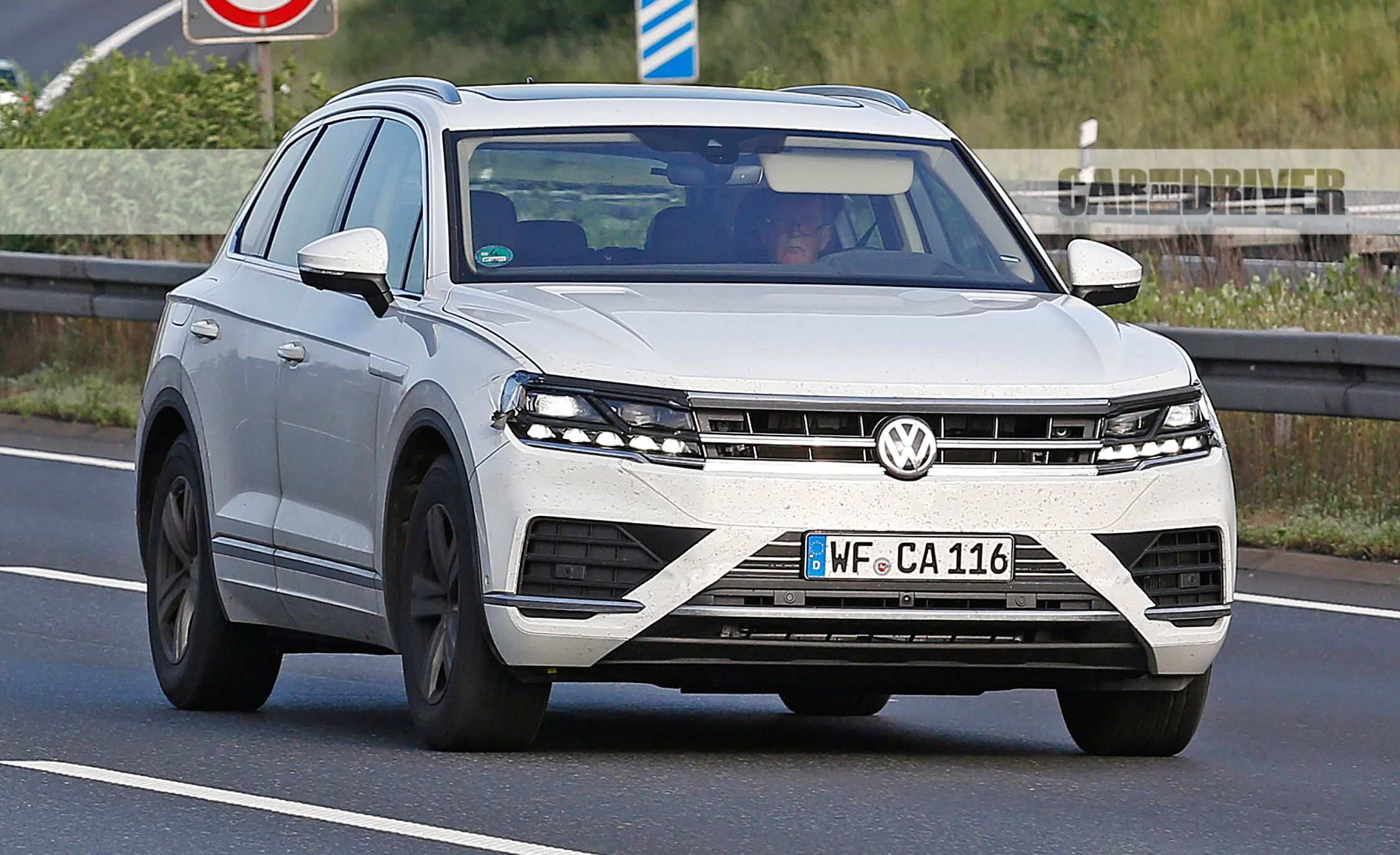 18 The Volkswagen 2019 Touareg Price Exterior