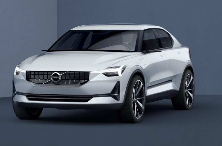 18 The Volvo Electric By 2020 Redesign And Concept