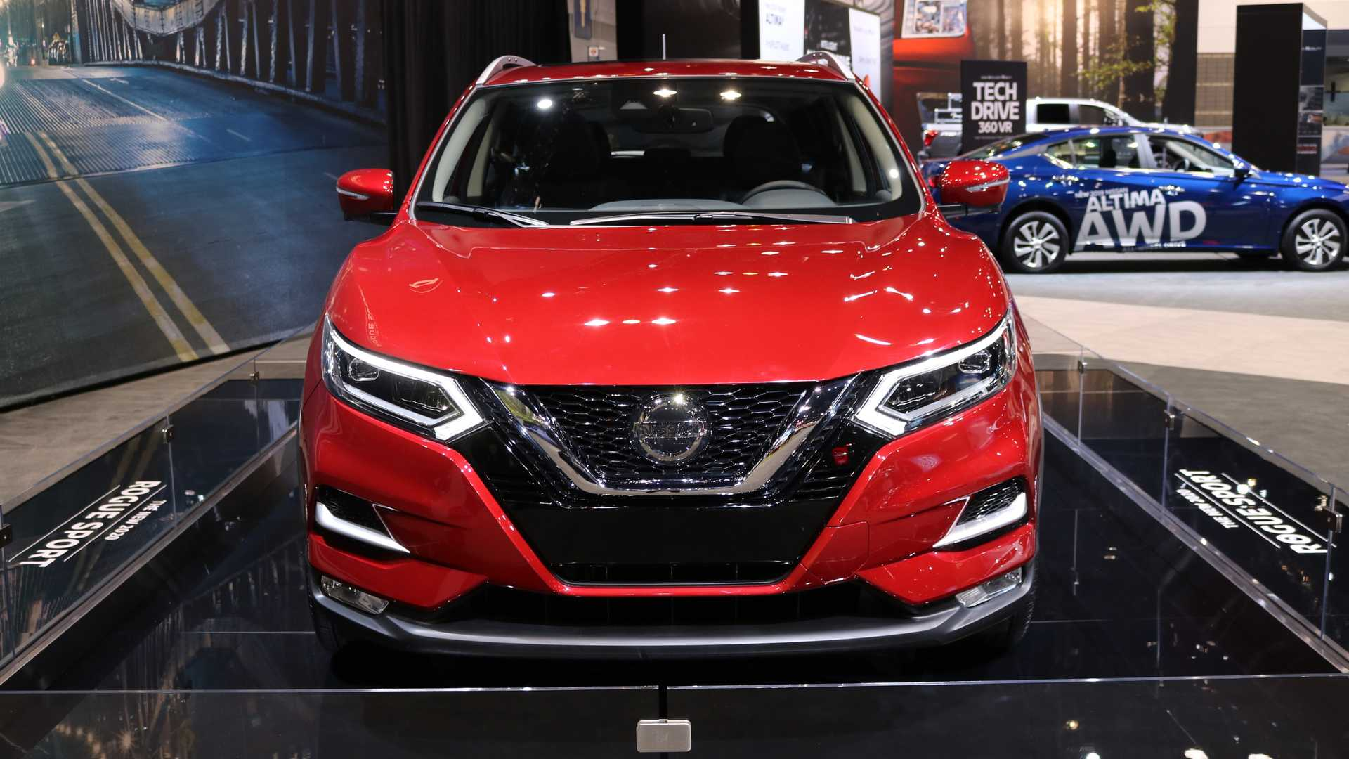 18 The When Will The 2020 Nissan Rogue Be Available Performance And New Engine