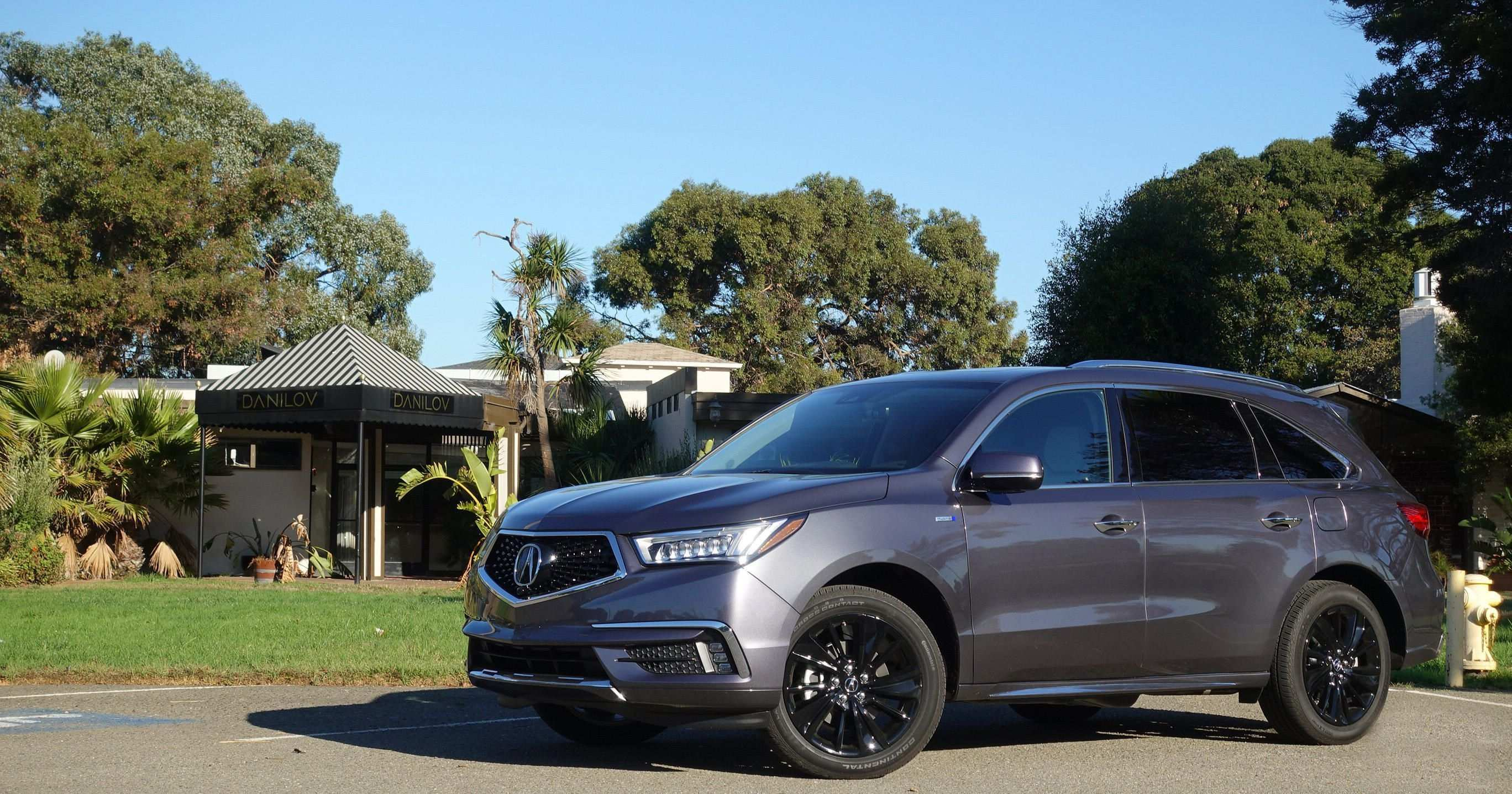 19 A 2019 Acura Mdx Rumors Pricing